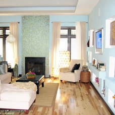 Modern Living Room by Haleigh Stallworth
