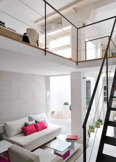 Moderno Salón by Interia