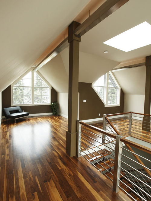 Contrasting Wood Floors Home Design Ideas Pictures