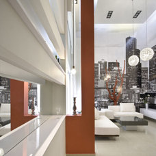Contemporary Living Room by HILIT