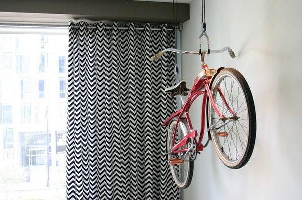 Contemporary Living Room by Emily Elizabeth Interior Design