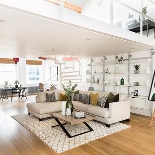 Loft living in Shoreditch