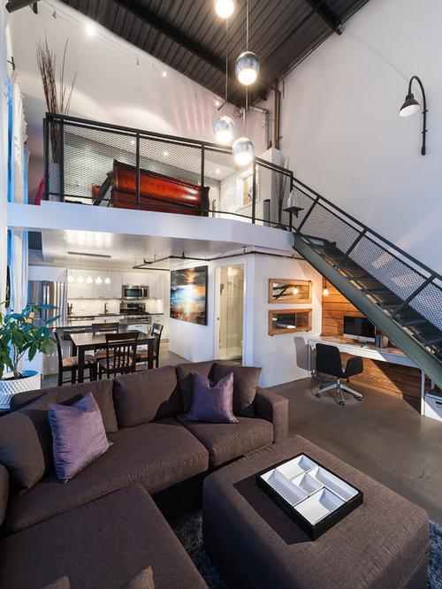 moderne wohnzimmer ideen design bilder houzz. Black Bedroom Furniture Sets. Home Design Ideas
