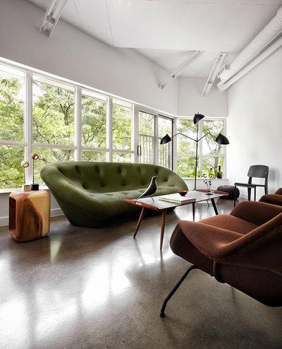 Industriel Salon by Lisa Petrole Photography