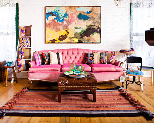 Bohemian Decor | Houzz