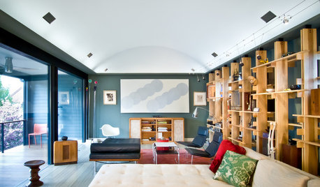 Houzz Tour: A House as Individual as Its Owner