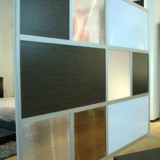 Modern Living Room Loftwall