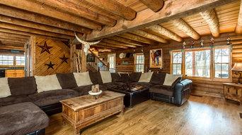 Log Cabin Update