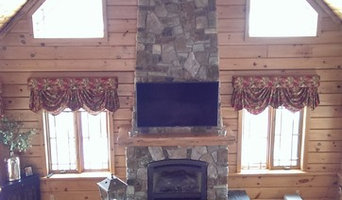 Log home TV