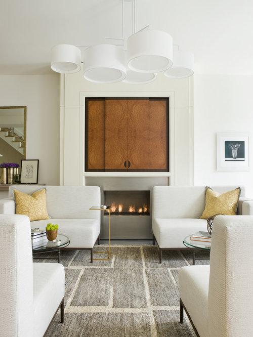 chimney breast living room design ideas renovations