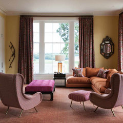 traditional living room by Colony Rug Company, Inc.