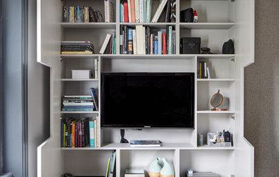 11 astuces pour optimiser le moindre recoin d'une pièce à vivre
