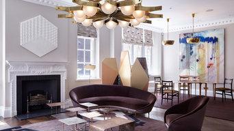 London Squat, Shalini Misra and Nilufar Gallery collaboration