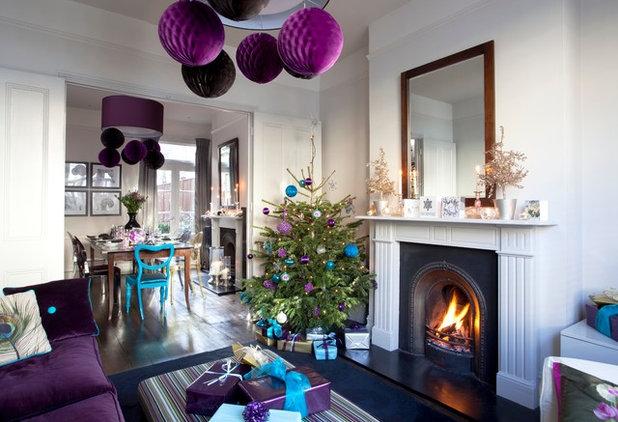 Contemporary Living Room by Emma Green Design