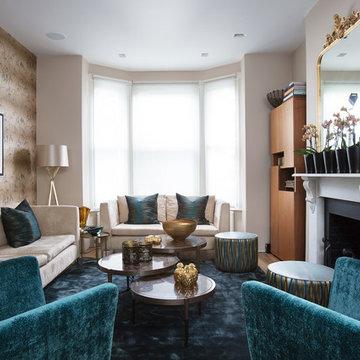 London W6 - openplan living