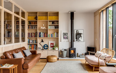 Houzz Tour: A Contemporary New-build Blends in With its Rural Setting