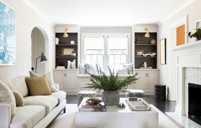 6 Refreshing Living Rooms
