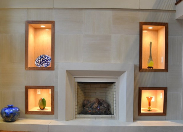 Bring your fireplace design up to snuff with this makeover lowdown