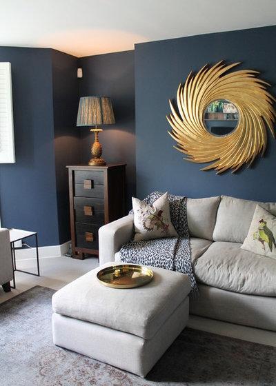 Living Room By Owl Design