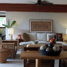 Living Room by Lori Gilder