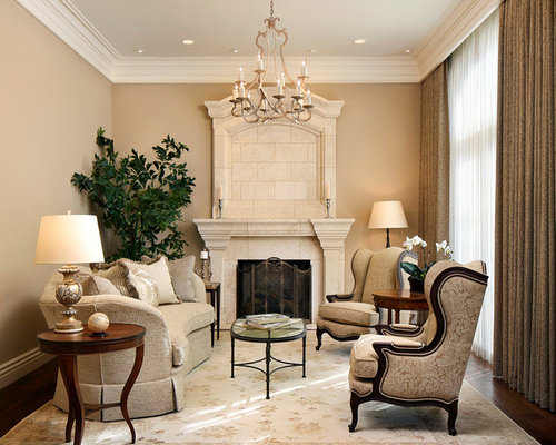 old fashioned living room home design ideas pictures