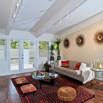 Los Angeles Home Staging | Elevado St., Silver Lake