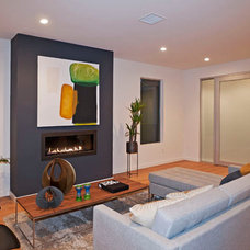Modern Living Room by Modern Mecca™ | Los Angeles Home Staging