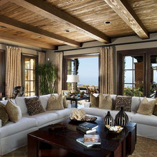 traditional living room by Michael Kelley Photography
