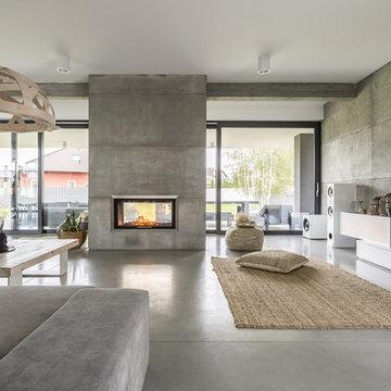 Los Angeles Living Room