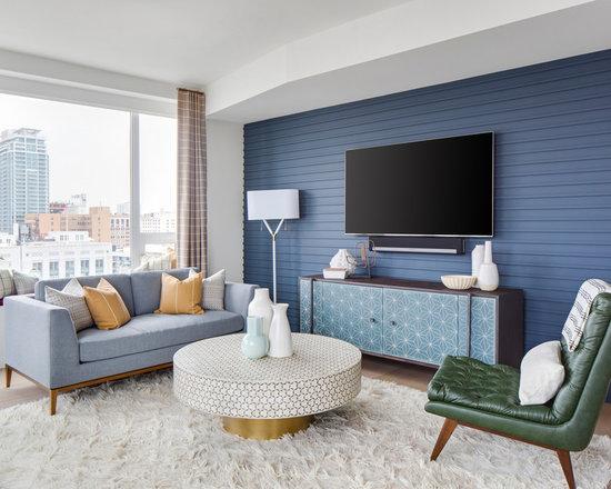 Living Room Designs Photos midcentury modern living room design ideas, remodels & photos | houzz