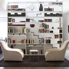 Contemporary Living Room by J&L Development Enterprises