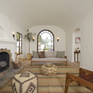 Los Angeles Spanish bungalow remodel