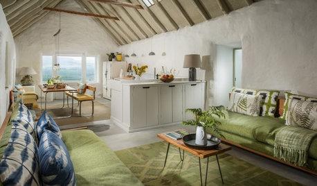 Houzzbesuch: Gemütliches Cottage in der malerischen Natur Irlands