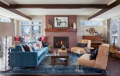 New This Week: 6 Welcoming Living Rooms