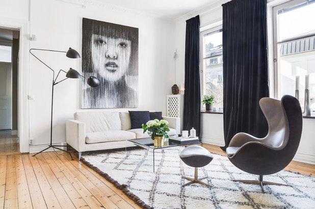 Scandinave Salon by Pastiche