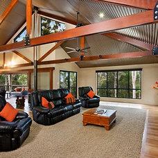 Modern Living Room Lounge Room