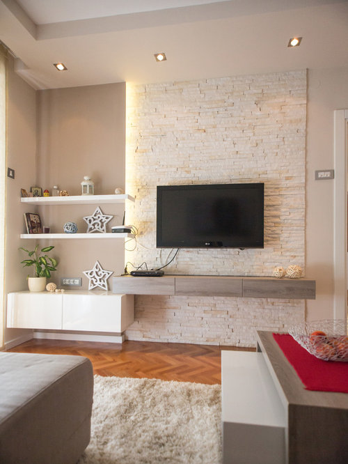 Living room design ideas remodels photos with medium for Living room ideas houzz
