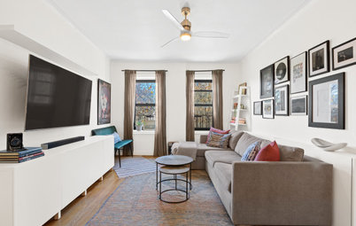 Houzz Tour: Making the Most of 700 Square Feet in New York