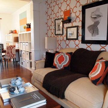 Lucky Clover Living Room