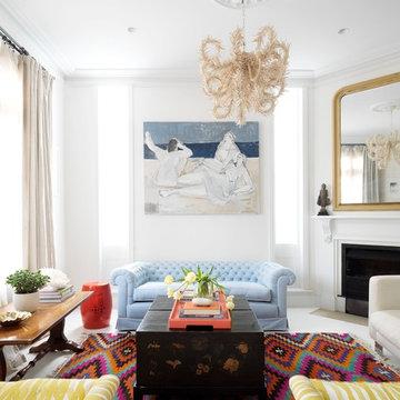 Luigi Rosselli Architects - Paddington Terrace House