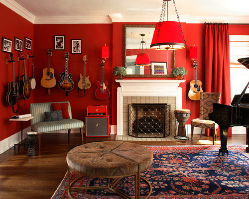 Music Room Ideas Houzz