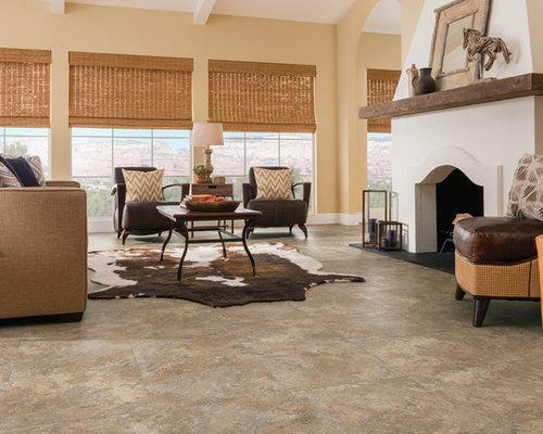 mediterrane wohnzimmer mit verputztem kaminsims ideen. Black Bedroom Furniture Sets. Home Design Ideas