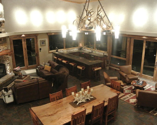 Luxe Hunting Lodge