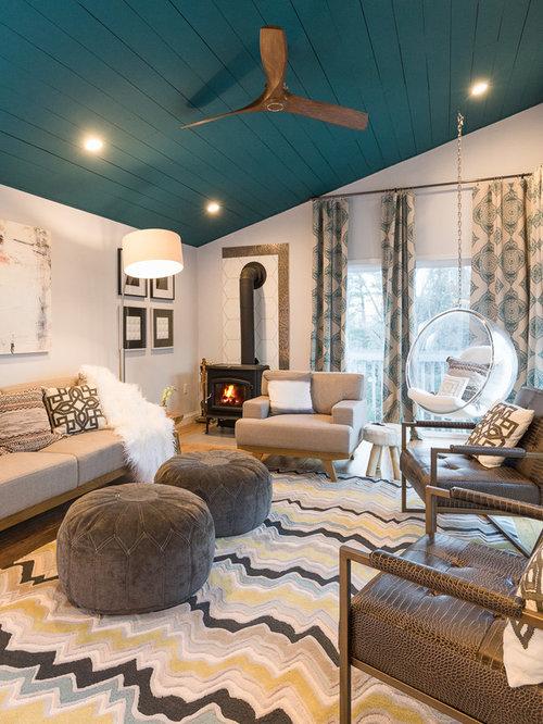 Scandinavian Living Room: Scandinavian Living Room Design Ideas, Remodels & Photos
