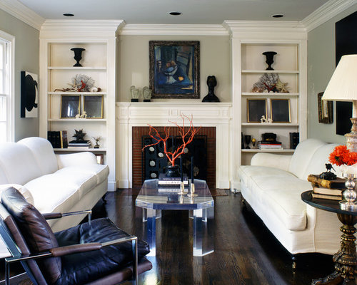 Browse 192 photos of Fireplace Bookcases. Find ideas and inspiration for Fireplace Bookcases to add to your own home.