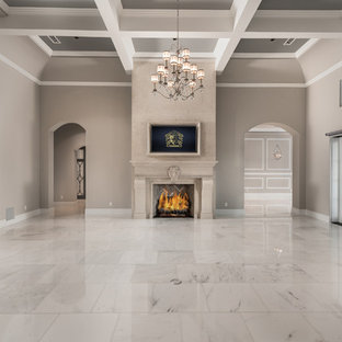 Luxurious Fireplaces by Fratantoni Luxury Estates!