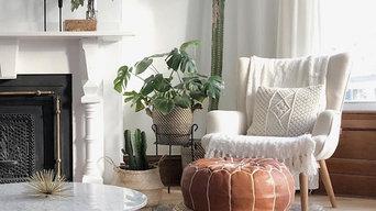 Luxurious Living Centerpieces