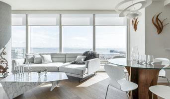 Luxurious Modern Skyscraper at the Harrison