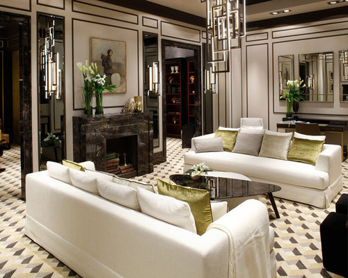 Luxury Apartment Living Rooms