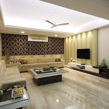luxury bedroom in bombay
